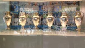 6 Copas de Europa Real Madrid